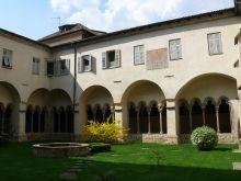 kolostor kerengő Bolzanoban