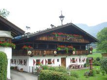 a Matzen park közelében (Tirol)