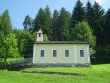 kápolna, Gerlosberg (Tirol)