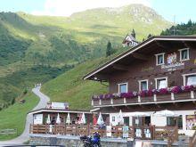 Hirschbischlalm 1840 m magasan a Zillertali Panorámaúton (Tirol)