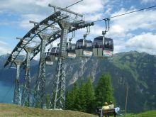 Karwendel lift, Pertisau