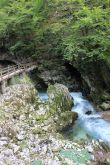 És zárásként, csak hogy megint ne ausztriai hely legyen: Vintgar-szurdok, Szlovénia. ;P
