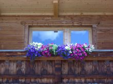 az én hangulatos kis erkélyem