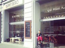 magyar kürtőskalács, házi lekvár, házi szörp Bécs belvárosában