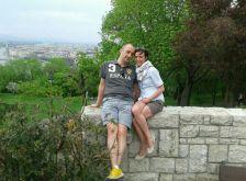 Lívia és Péter